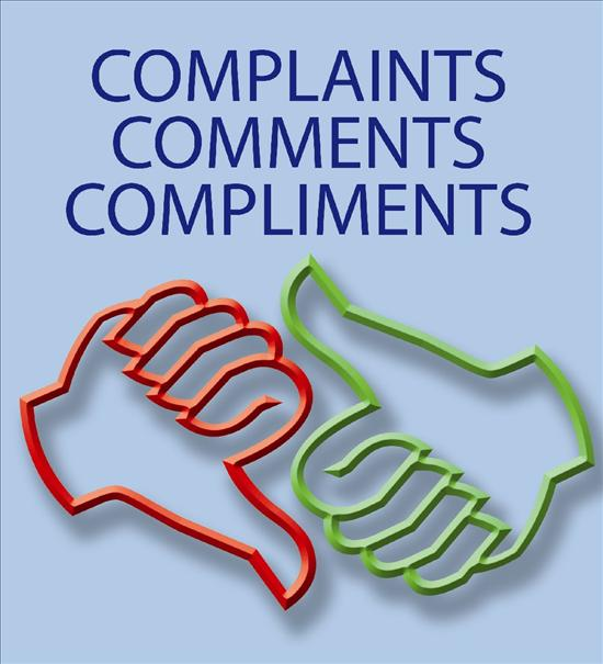 How to pass on Compliments, comments and complaints about Children's Services within County Durham