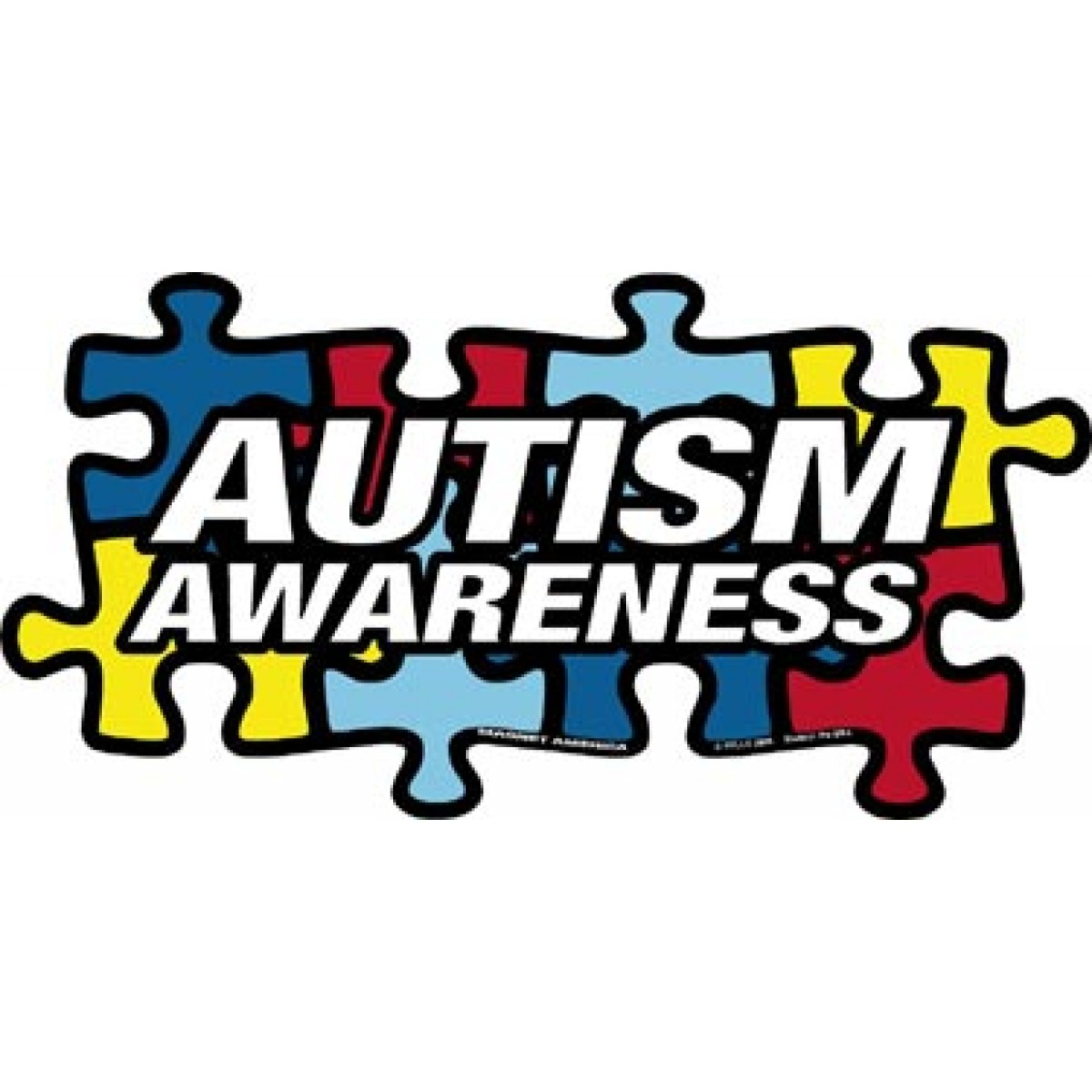 We are supporting autism awareness / acceptance week which starts today.
